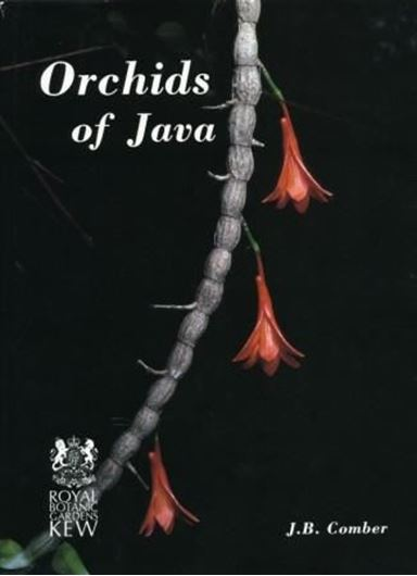 Orchids of Java. 1990. many colour photos. 407 p. 4to. Cloth.