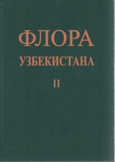 Volume 2: Ed. by A. V. Sennikov. 2017. 117 dot maps. XII, 200 p. gr8vo.- In Russian, with Latin nomenclature