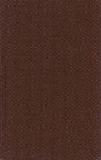 Danish Resupinate Fungi. Part 1: Ascomycetes and Heterobasidiomycetes. 1959. (Dansk Botanisk Arkiv, 19:1). 372 line figs. 388 p. gr8vo. Cloth.