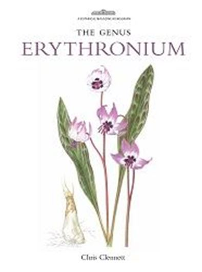 The Genus Erythronium. 2014. (Botanical Magazine Monograph). 14 col. pls. 62 col. figs. 30 col. maps. XI, 158 p. gr8vo. Hardcover.